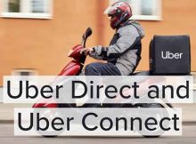 Uber Direct e Connect
